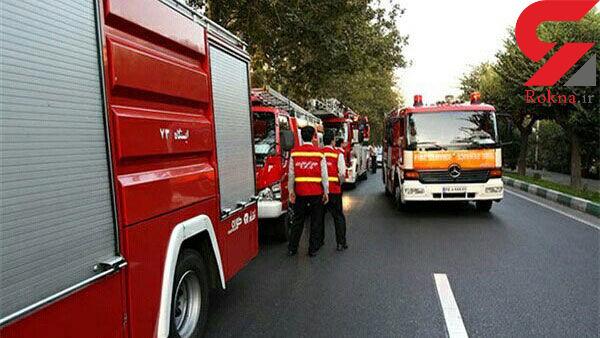 ورود آتش نشانی به ساختمانهای پایتخت مجاز شد