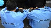 دستگیری 2 حفار غیرمجار آثار تاریخی در دامغان