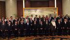استقبال بی نظیر از معاون رییس جمهور ایران در چین+عکس