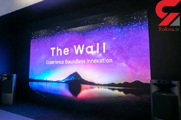 سامسونگ از نمایشگر غول پیکر ۲۹۲ اینچی خود رونمایی کرد