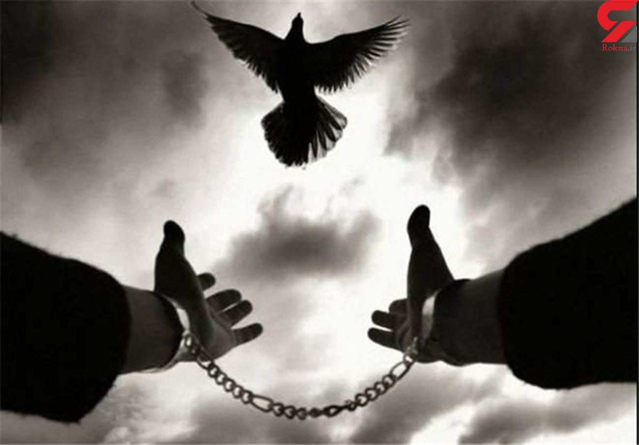 هرروز ماه رمضان یک زندانی آزاد می شود