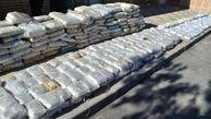 کشف 905 کیلو مواد مخدر در کهگیلویه و بویراحمد طی سال جاری
