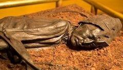 جسدی با جیب های پر از توت خشک 4 قرن در باتلاق مومیایی شده بود+عکس