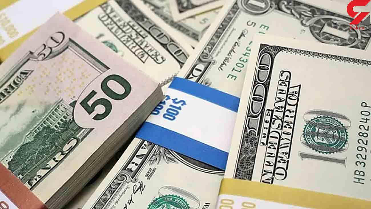 قیمت دلار و قیمت یورو در بازار امروز سه شنبه 29 مهر ماه 99