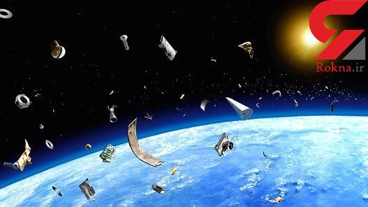 پاکسازی زباله های فضایی با لیرز در روسیه
