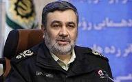فرمانده ناجا: تاکنون ۳۰۰ هزار پیامک کشف حجاب در خودرو ارسال شده است / علت اعتراض مخالفان چیست؟