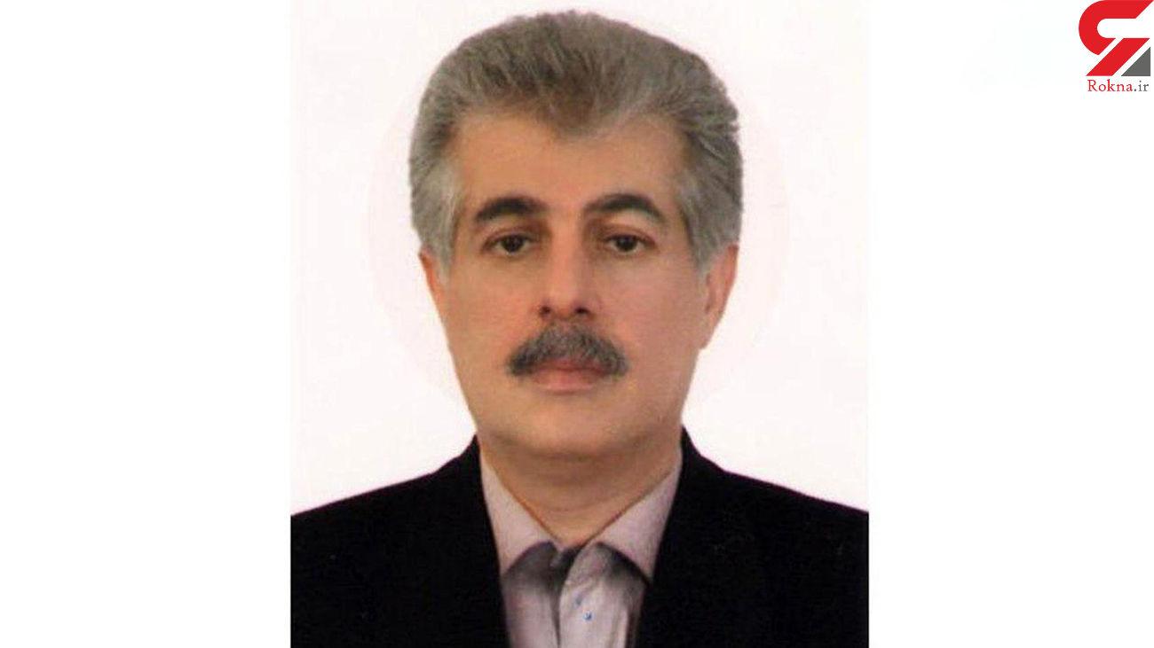 دکتر وحید نیک سرشت بر اثر ابتلا به کرونا درگذشت +عکس