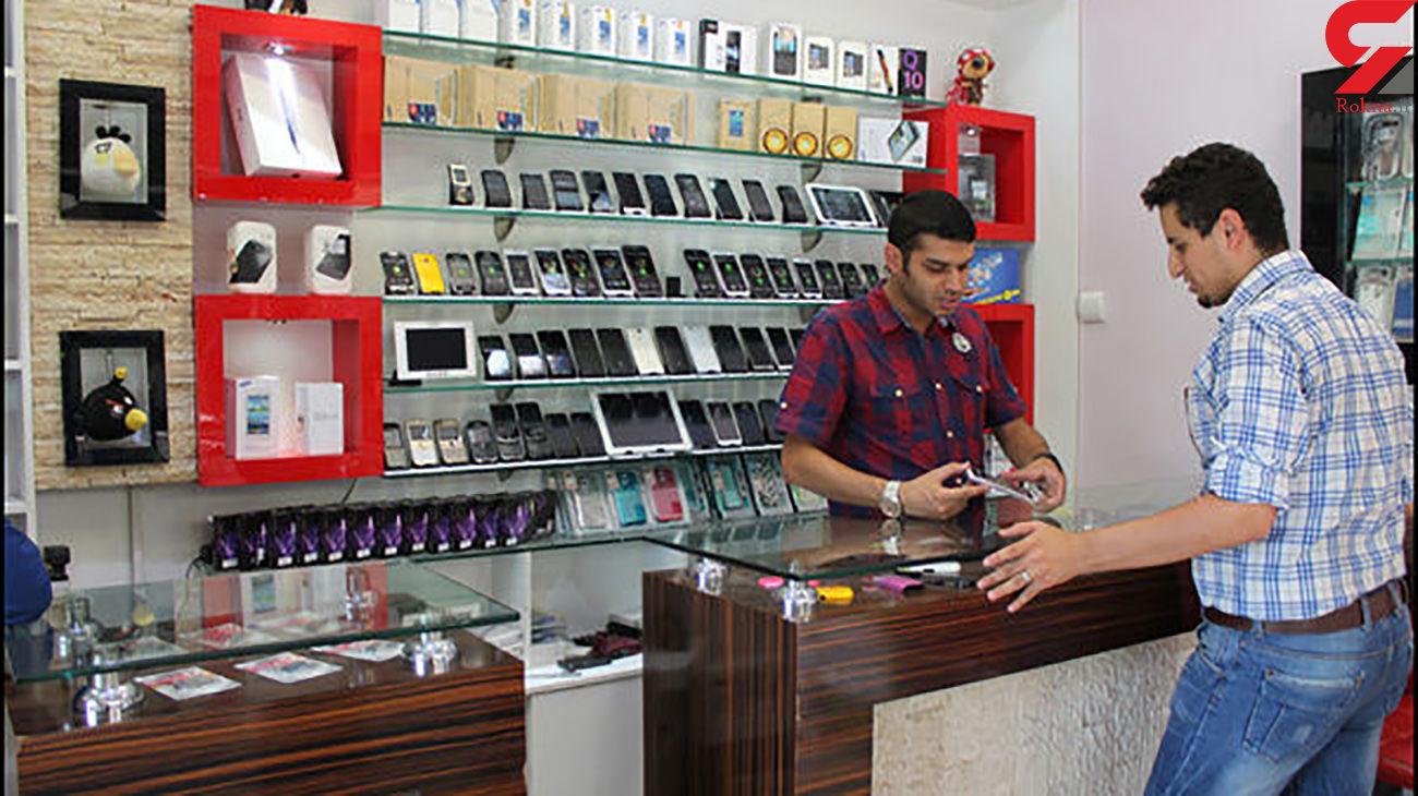 هجوم مردم برای خرید این نوع از  گوشی های موبایل