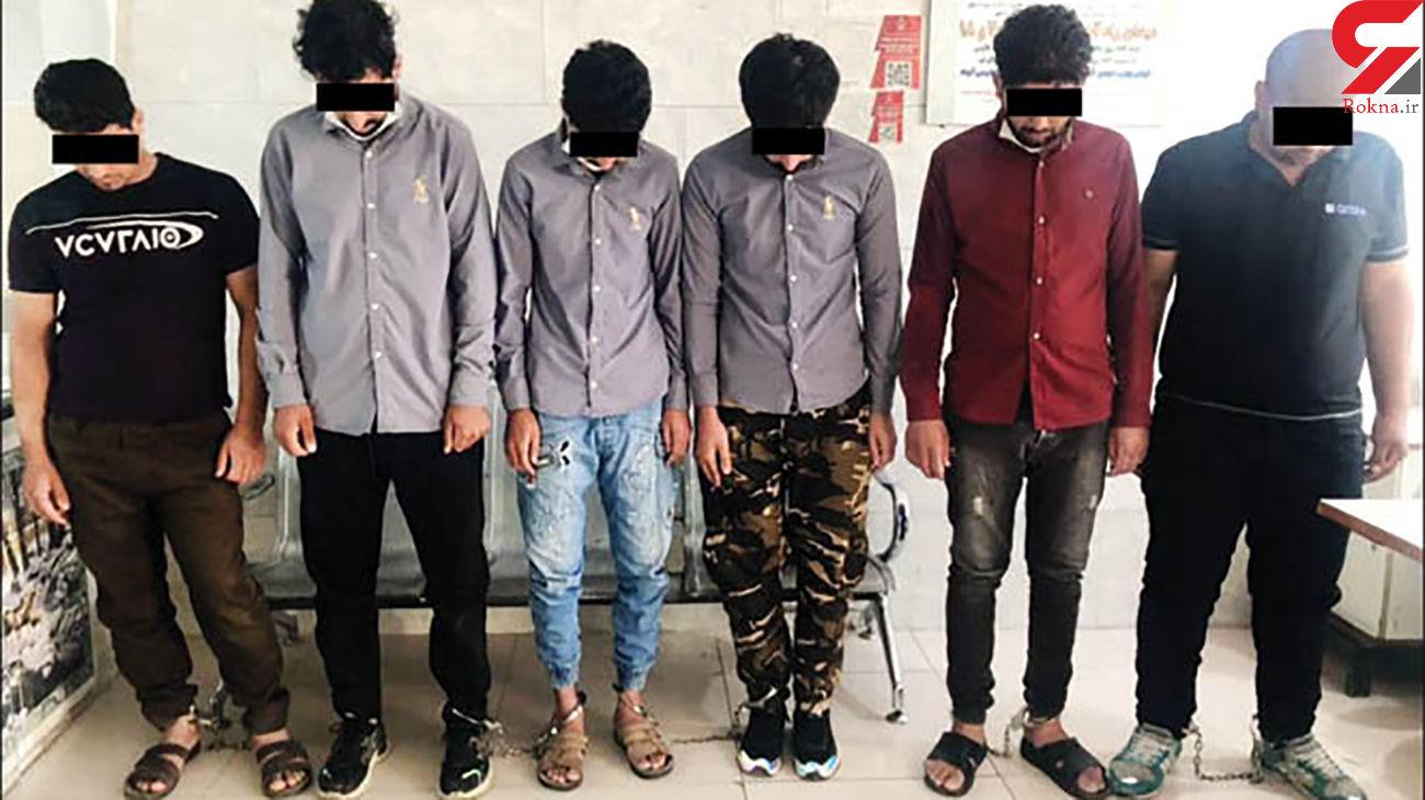 قرار پنهانی پلیس مشهد با « خان» رییس تبهکاران ! + عکس