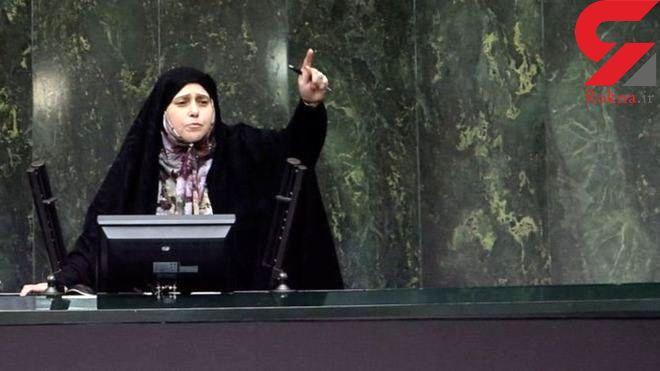 نماینده مردم تهران: فردی که در مجلس زنانه به خانم ها توهین کرد ، در حاشیه امن دارد