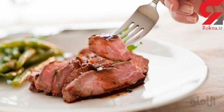 سالم ترین گوشت،گوشت سفید است