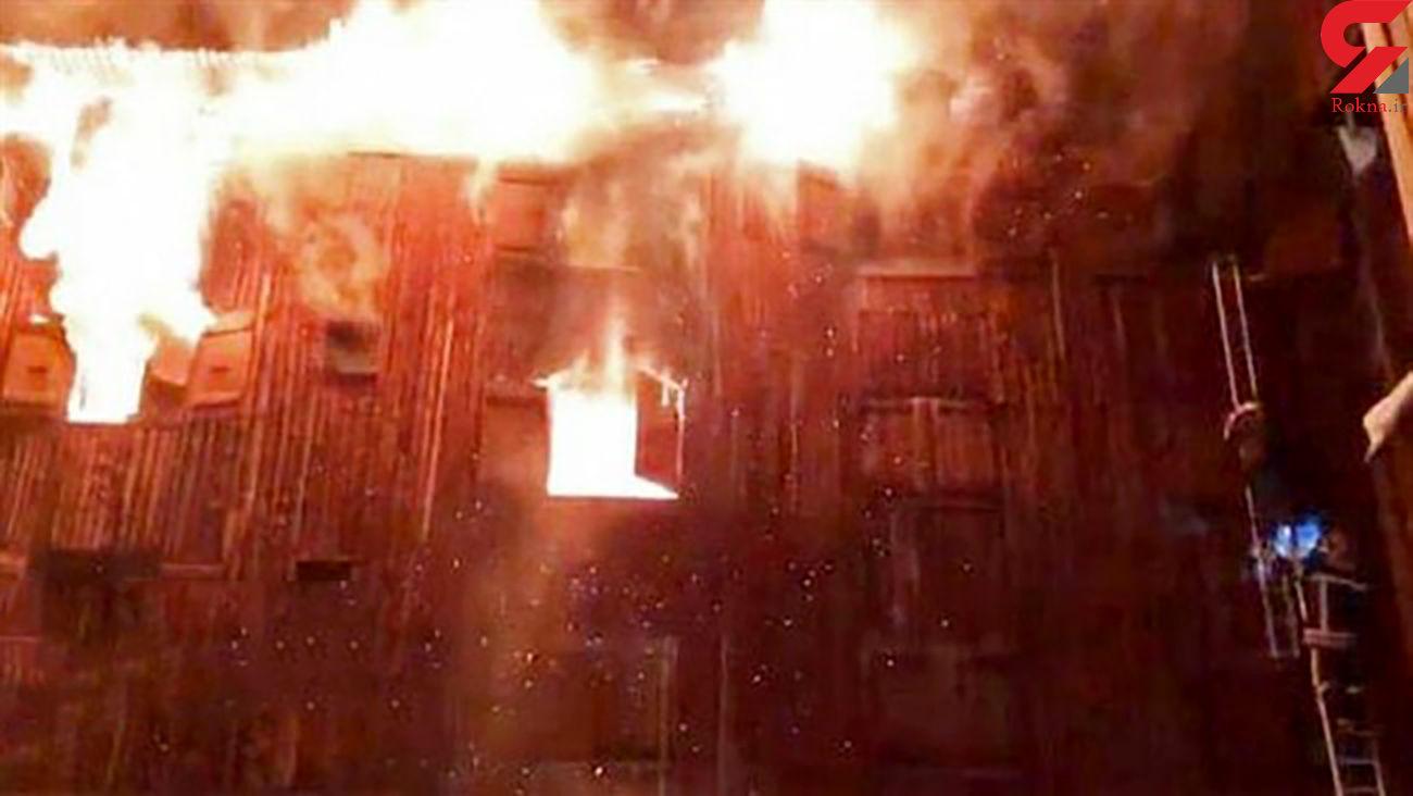 زنده زنده سوختن 20 کودک در آتش سوزی مدرسه / در نیجر رخ داد