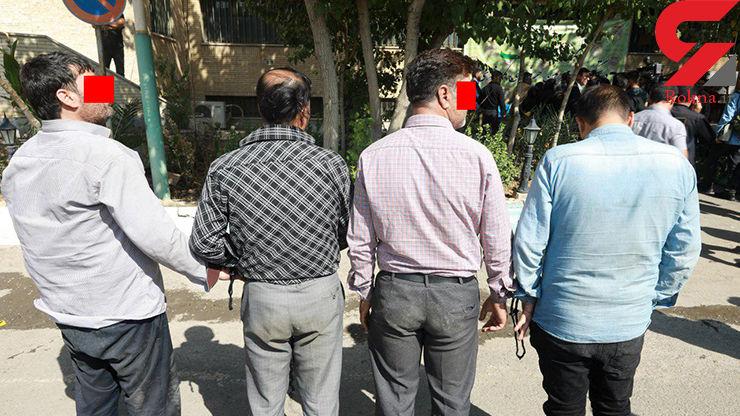 رازگشایی از تبهکاری های 7 مرد در تهران / چه بلایی سر دختر جوان در هتل آمد + عکس