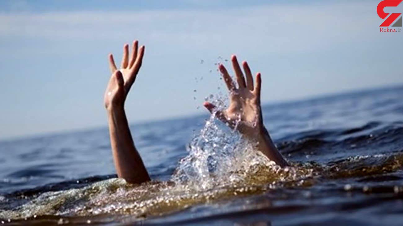 غرق شدن جوان ۱۸ ساله در سد خاکی شهرستان لالجین