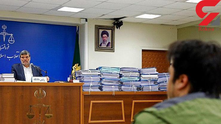 17 اتهامی که در کیفر خواست روح الله زم در دادگاه اعلام شد / او افساد فی الارض است + فیلم و عکس