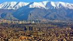 هوای تهران برای دومین روز متوالی سالم است
