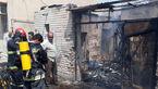 4 زن، کودک و مرد آبادانی در آتش سوختند+ عکس