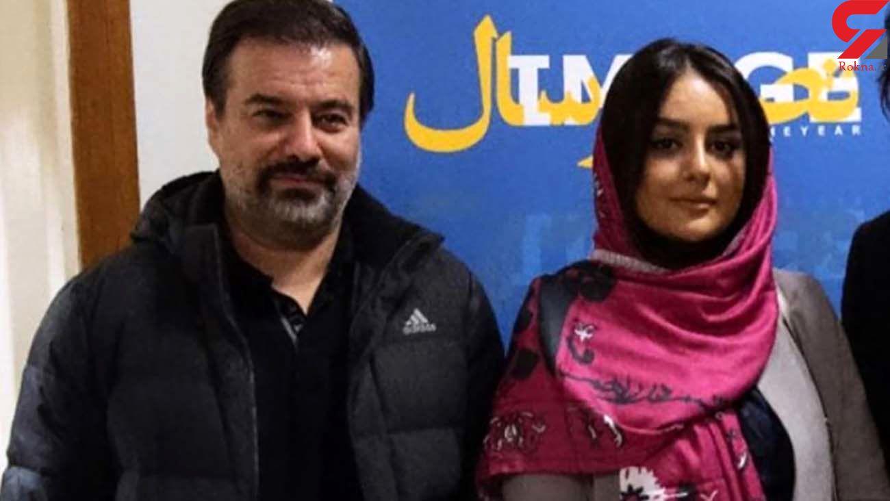 میترا ابراهیمی از آشنایی با پیمان قاسم خانی گفت / هنوز ازدواج نکرده ام + عکس