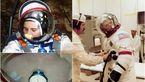 راهکار جالب برای رفع خارش بینی فضانوردان + عکس