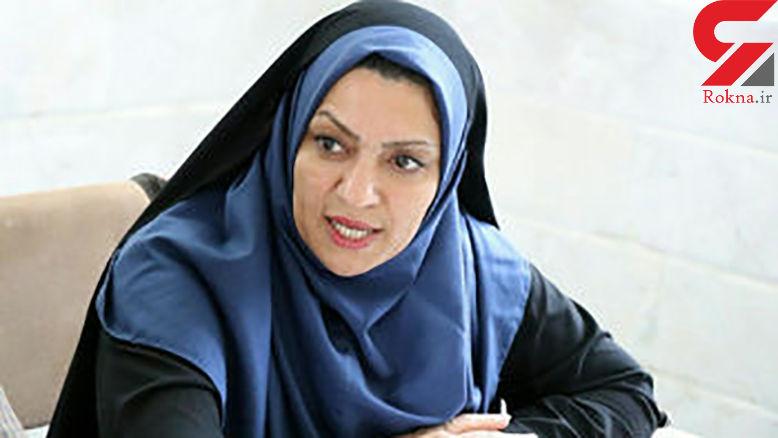 تنها زن عضو شورای شهر بابل برادرش را تحویل دادستانی داد +عکس