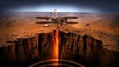 زندگی در عمق مریخ زیر ذره بین کاوشگران