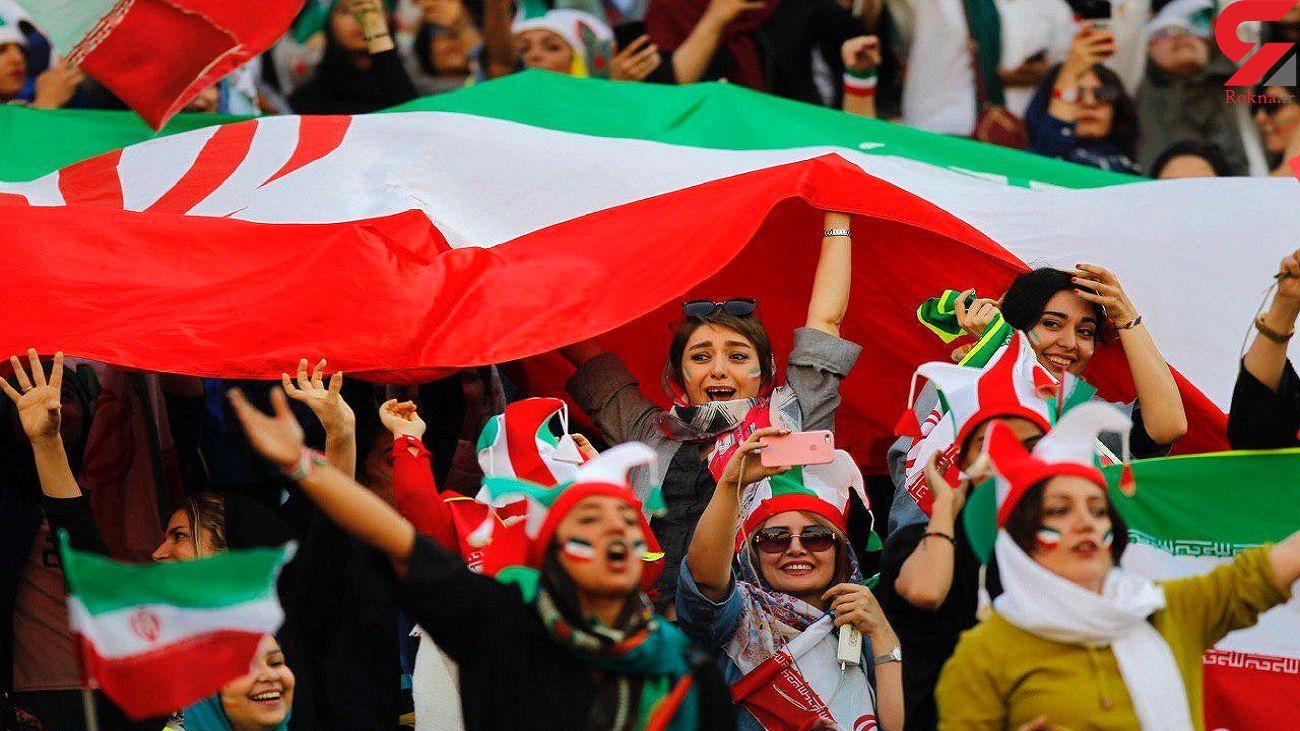مجوز حضور زنان در دیدار ایران و کره جنوبی صادر شد