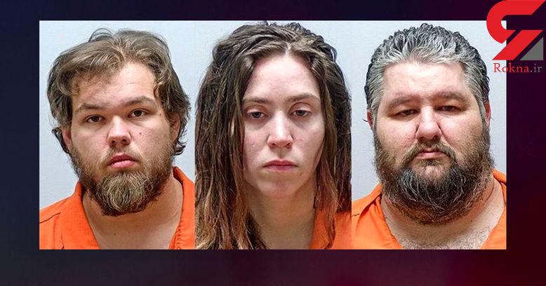 شکنجه وحشیانه 5 کودک با شپش / 2 مرد و یک زن دستگیر شدند + عکس