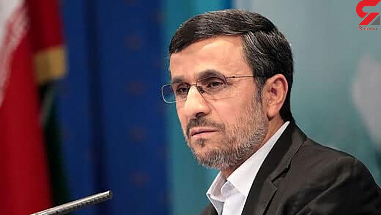 وحشت از احمدینژاد ! / ترمزش را بکشید !