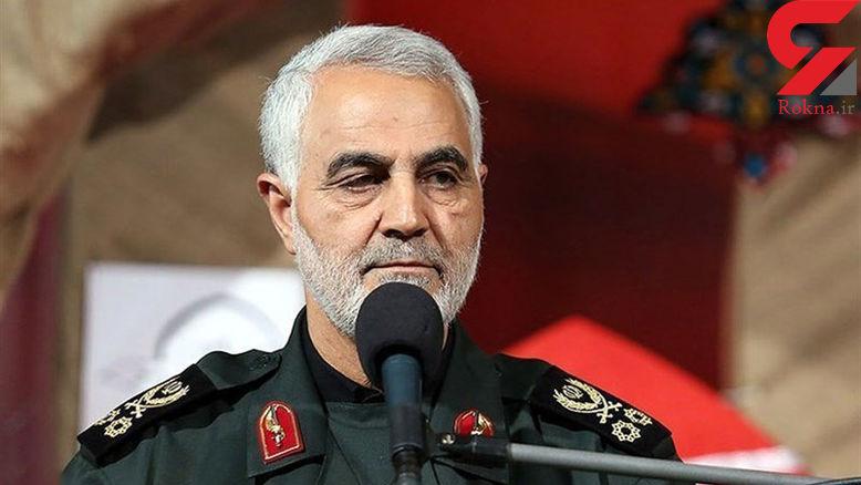 """اینستاگرام صفحات """"سردار سلیمانی""""  و فرماندهان سپاه را مسدود کرد  + جزییات"""