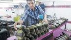 فروش کفش ایرانی به نام برندهای خارجی