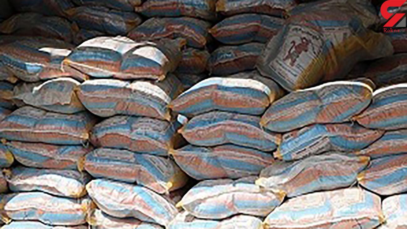 کشف محموله قاچاق برنج در بروجرد