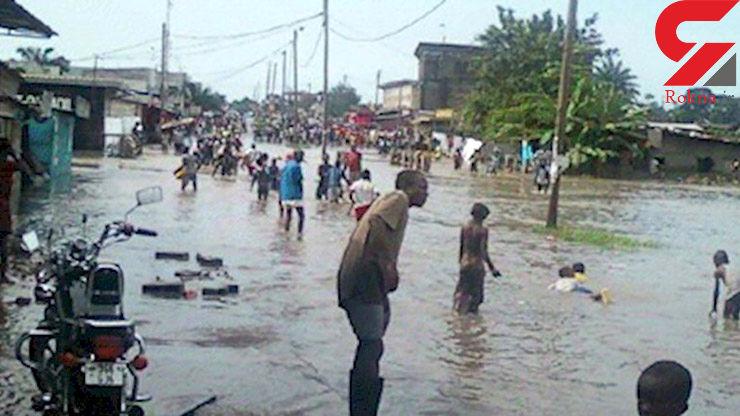 سیل ویرانگر 200 هزار خانه سیاهان را تخریب و دهها نفر قربانی گرفت+ گزارش تصویری