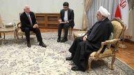 روحانی : ایران همچنان آماده تعامل و همکاری با اتحادیه اروپا برای حل و فصل مسایل است