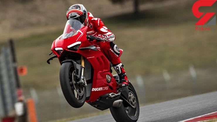 قدرتمندترین موتورسیکلت دنیا ساخته شد+عکس