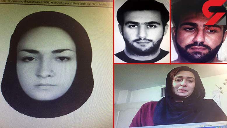 خودکشی هولناک رییس باند تبهکاران / در جنوب تهران رخ داد + عکس بدون پوشش 4 نوچه زن و مرد