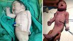 تولد پری دریایی از یک زن!+ عکس های باورنکردنی