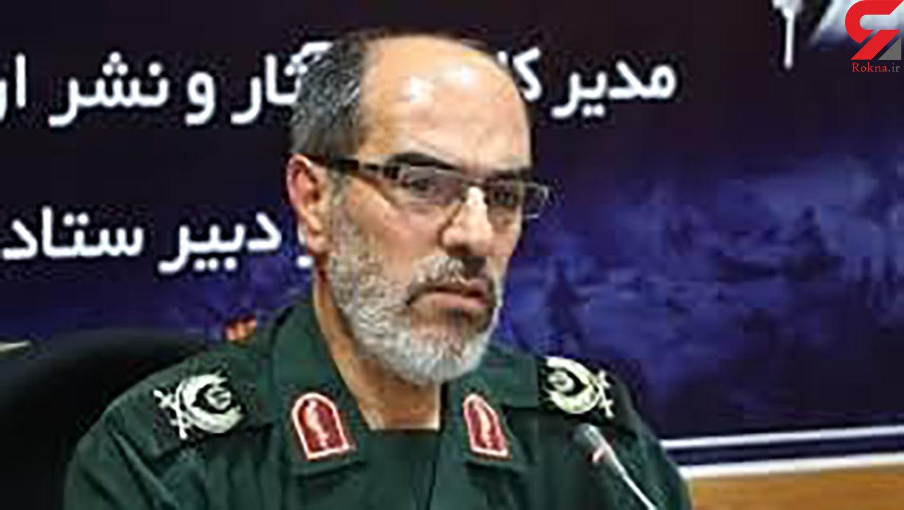 جانشین سپاه: دشمنان در تمامی جنبهها با ما وارد جنگ شدهاند