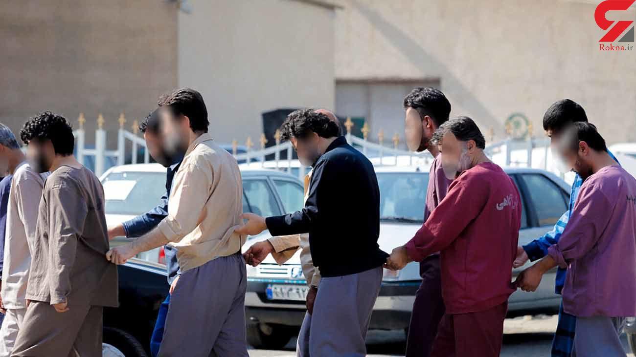 دستگیری 11  نفر به جرم فساد و رشوهخواری در مازندران