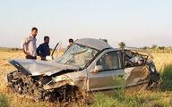 حادثه رانندگی با 2 کشته در پلدشت