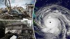 توفان ویرانگر ایرما بیخ گوش  فلوریدا / وزش یک توفان مهیب هزاران نفر را بیخانمان کرد+تصاویر