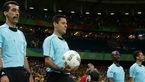 قضاوت فغانی در انتخابی جام جهانی ۲۰۱۸ روسیه