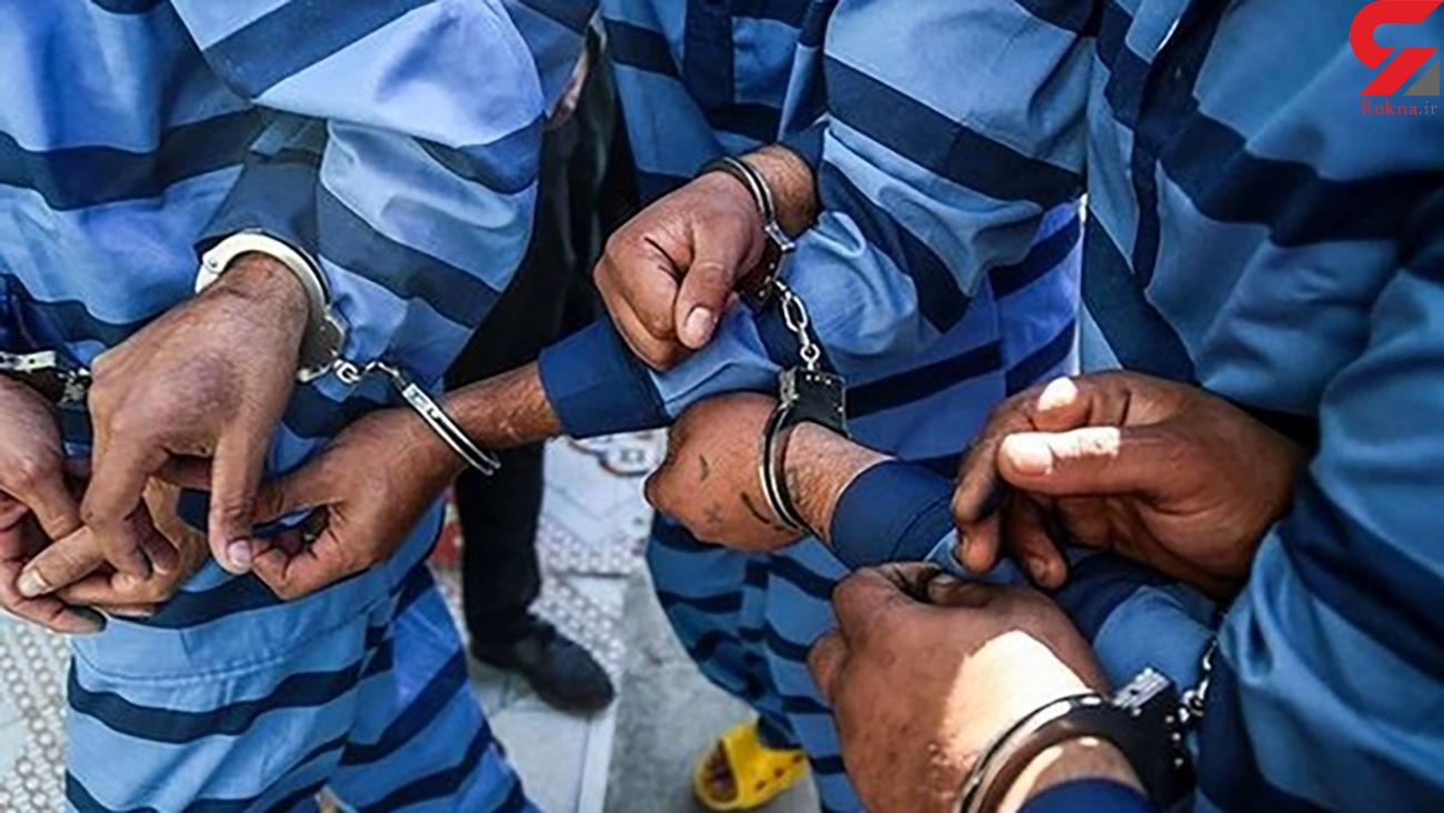 دستگیری 3 نفر از اختلاف برانگیزان ایلات طیبی و بهمئی در کهگیلویه و بویراحمد