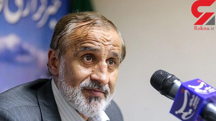 محکوم شدن نماینده مجلس به 10 سال حبس+ عکس