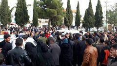 مرگ عجیب سیروس عسگری، رضا براتی و احسان آراسته در یاسوج ! + تصاویر