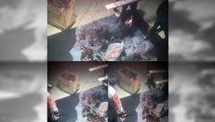 اولین تصاویر از تکههای بدن خاشقجی هنگام سلاخی+عکس( 16+)