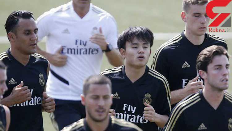 رئال یک استعداد ۶ ساله جدید ژاپنی جذب کرد