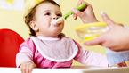 تقویت جوانه های چشایی زبان نوزادان با مصرف برخی خوراکی ها