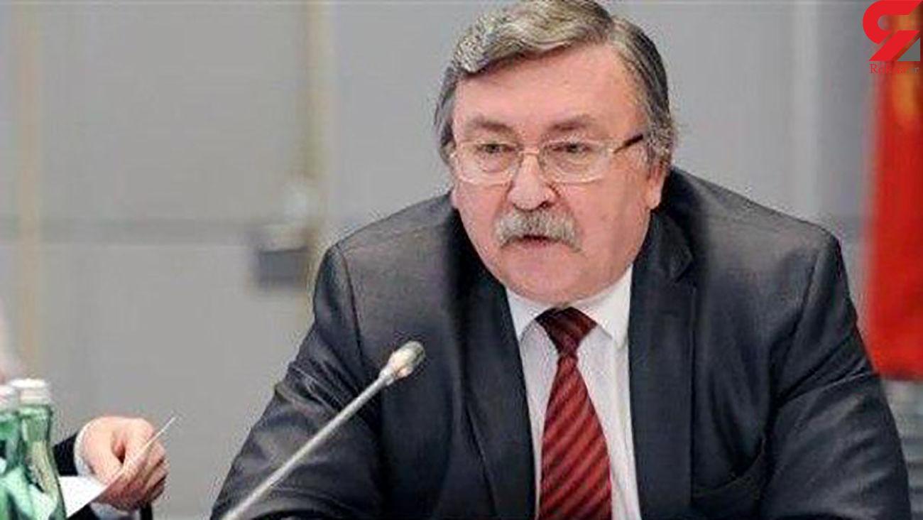 اولیانوف: اعضای کمیسیون مشترک برجام موضوعات زیادی برای گفتوگو دارند