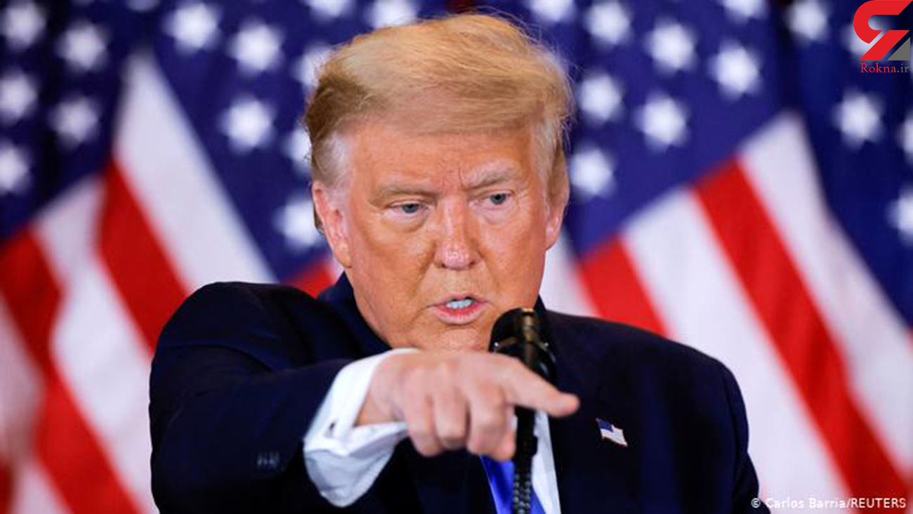 بهانه جدید ترامپ در باخت به بایدن