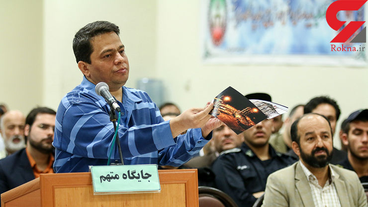 نهمین جلسه رسیدگی به اتهامات حمید باقری درمنی برگزار میشود